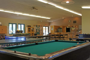 Camel Café Indoor Game Area