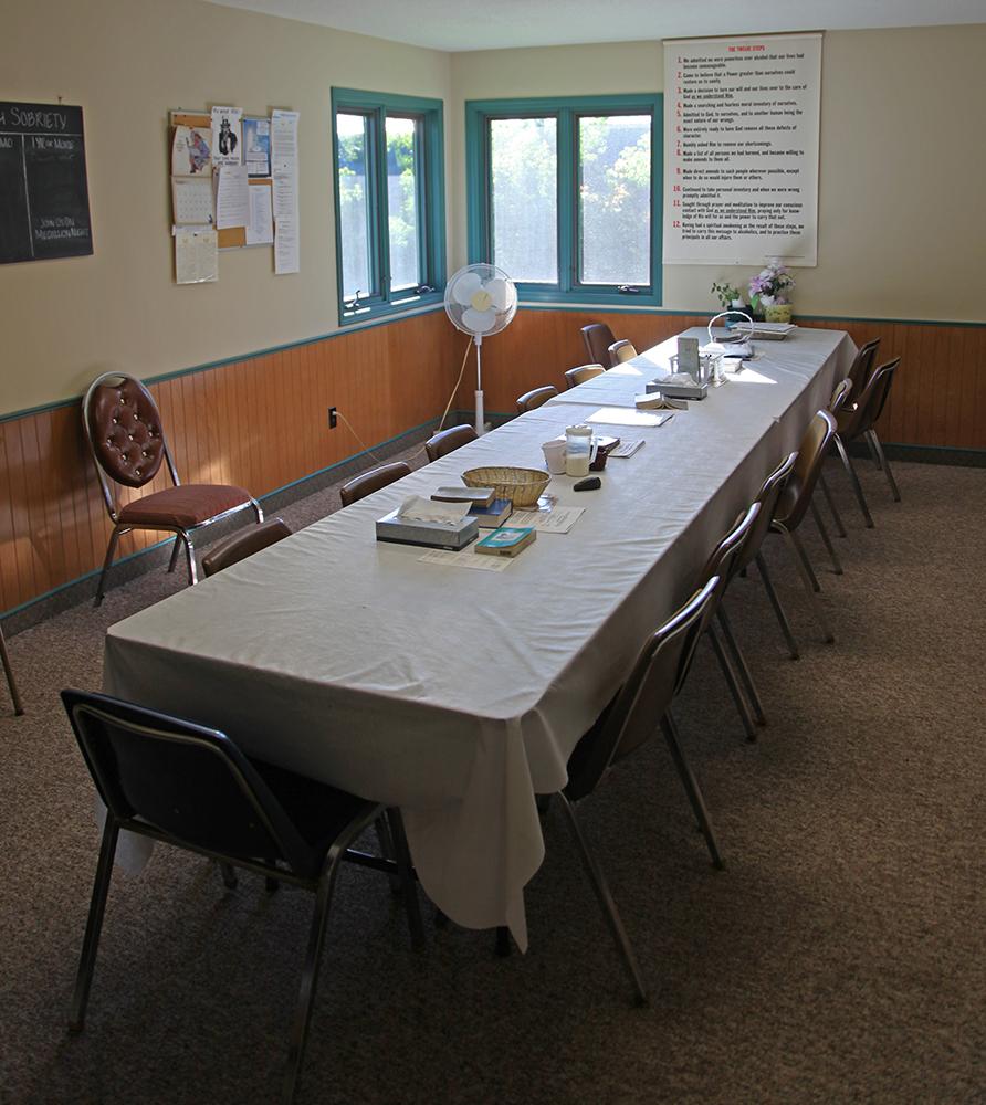 Camel Café Main Gathering Room